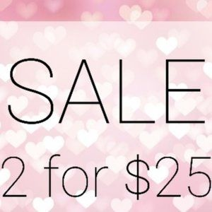 👚2 for $25 ALL TOPS FLASH SALE! 50% ALL Bundles!